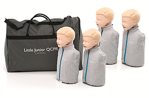 Little Junior QCPR Pack de 4