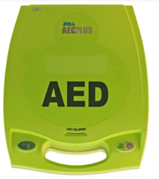 AED PLUS AUTOMATIC ZOLL