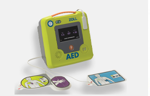 AED 3 BLS ZOLL