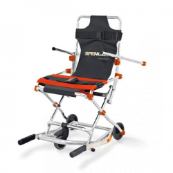 Chaise d'evacuation SPINCER 406 / B avec accoudoirs